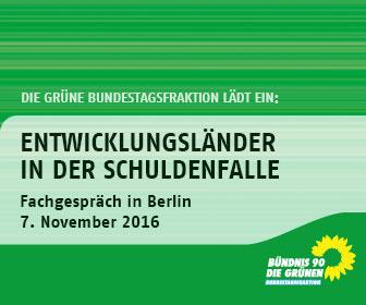 Konferenz Grüne Bundestag