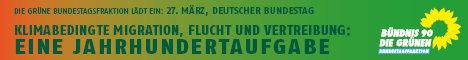 Banner Grüne