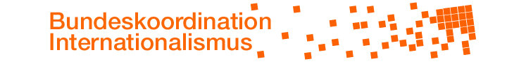 Bundeskongress Internationalismus Logo