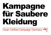 kampagne saubere kleidung
